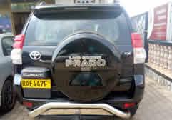Budget Car Hire in Rwanda