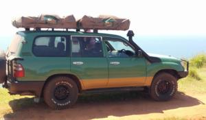 Cheap Car Rentals in Rwanda