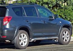 Toyota Rav4 Car Hire in Rwanda
